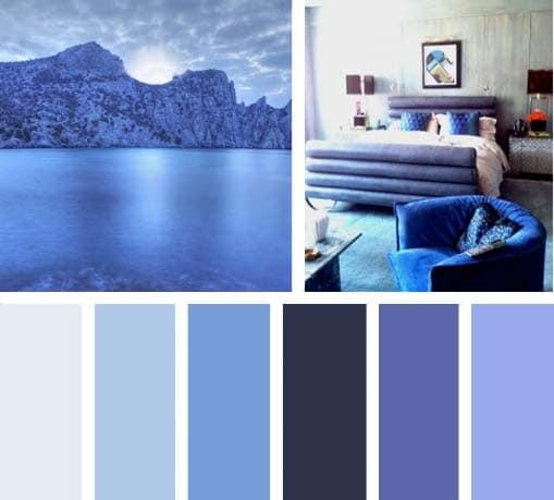 Azules Colores Imagui