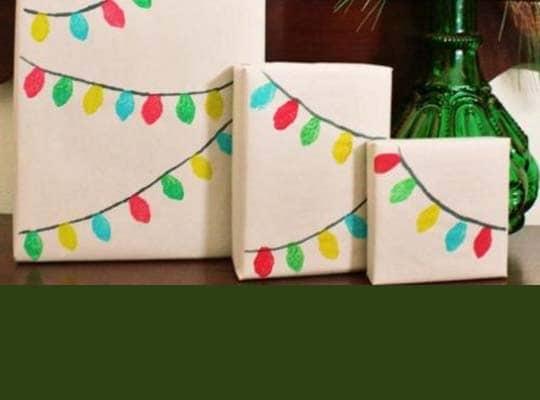 Ideas creativas para envolver regalos - Como envolver regalos de navidad originales ...