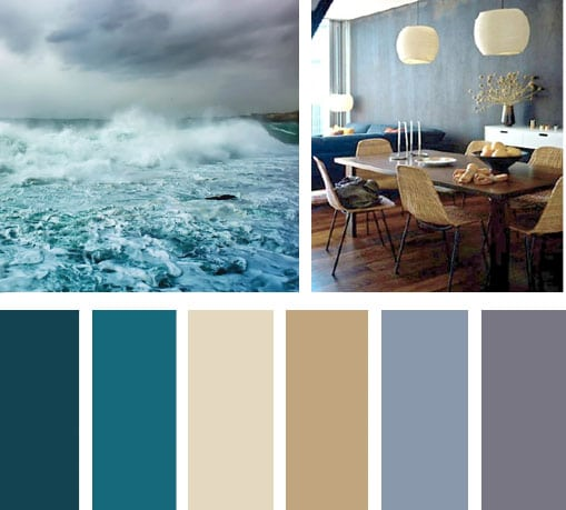 Azul Abismal Lemonbe El Color Olor Y Sabor De Tu