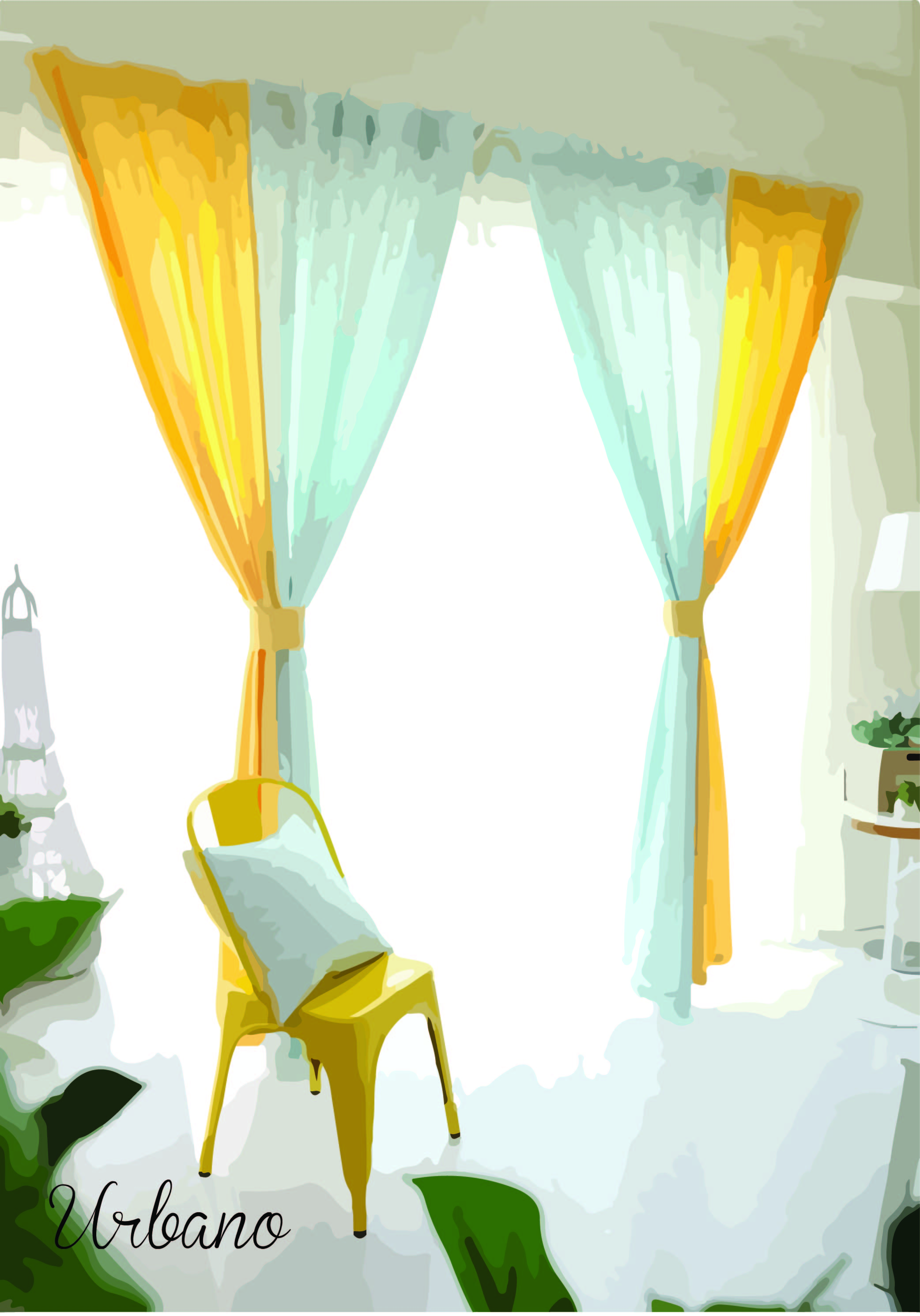 Шторы на балкон. дизайн штор для гостиной, кухни и спальни с.