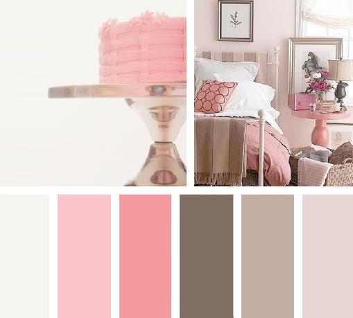 Color rosa pastel lemonbe el color olor y sabor de tu for Decoracion para pared rosa
