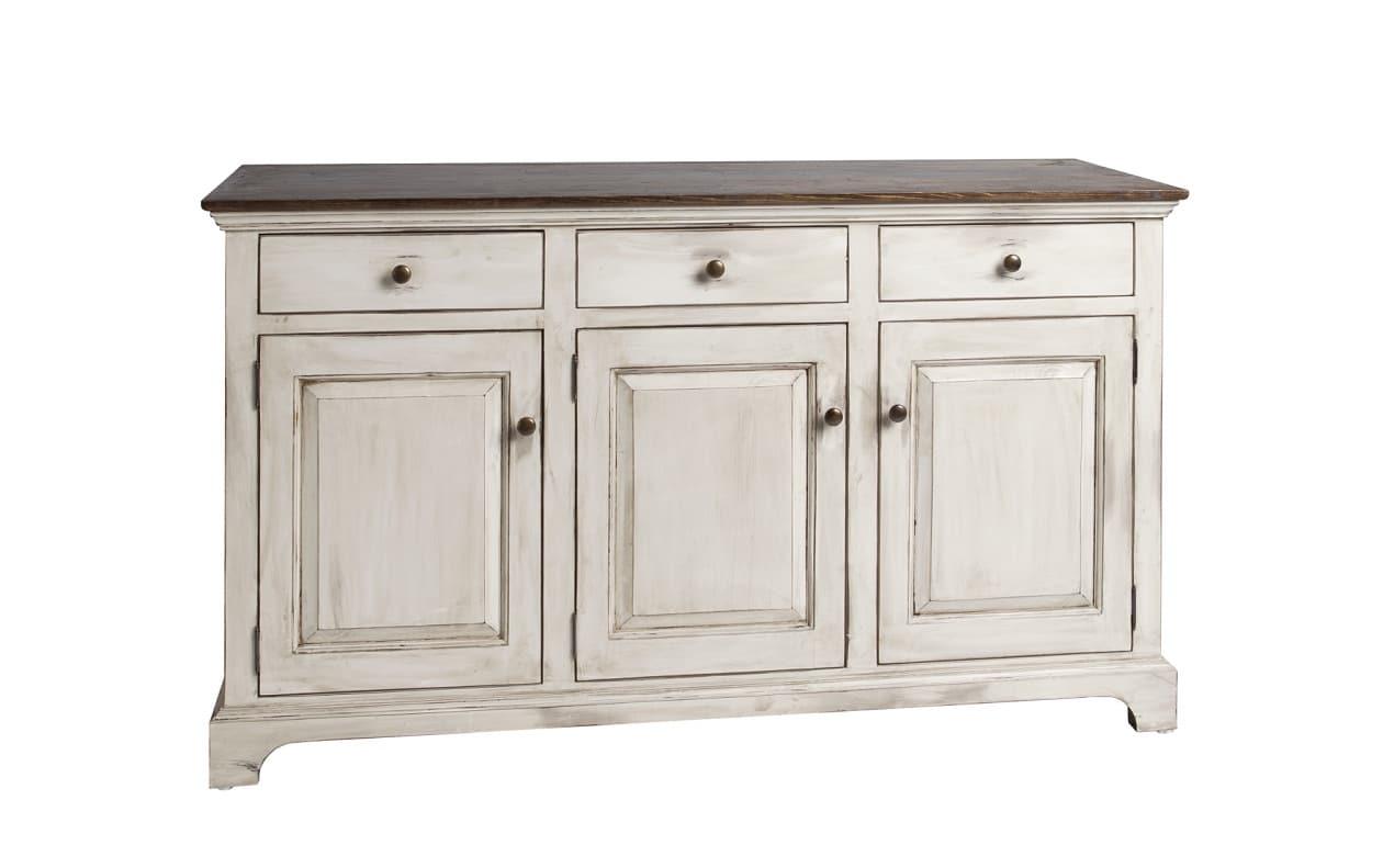 Conoce los estilos de moda para muebles de madera for Muebles antiguos vintage