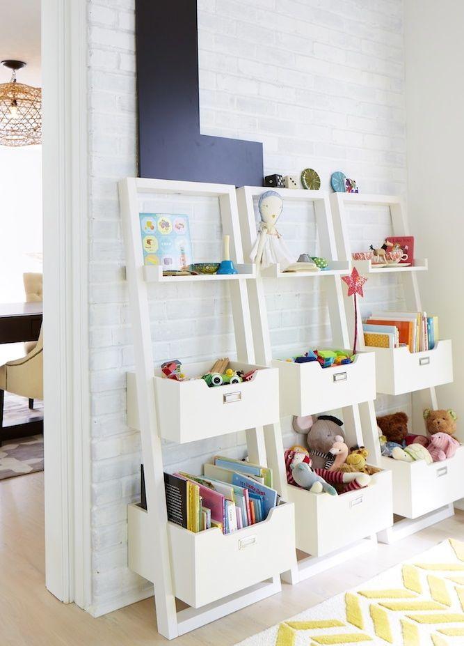 Ideas para organizar objetos en el cuarto de tus hijos for Ideas para organizar el cuarto