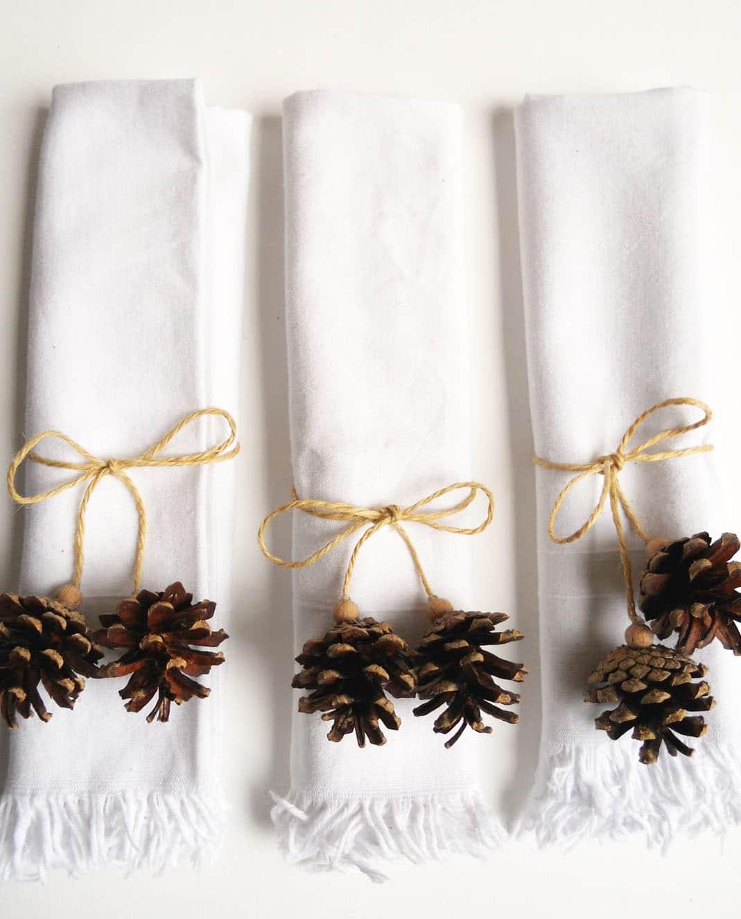 LEMONBE-Cómo arreglar tus servilletas en la cena de Navidad-04