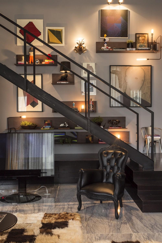 LEMONBE-El Arte y Diseño Contemporáneo fusionados en un departamento-05