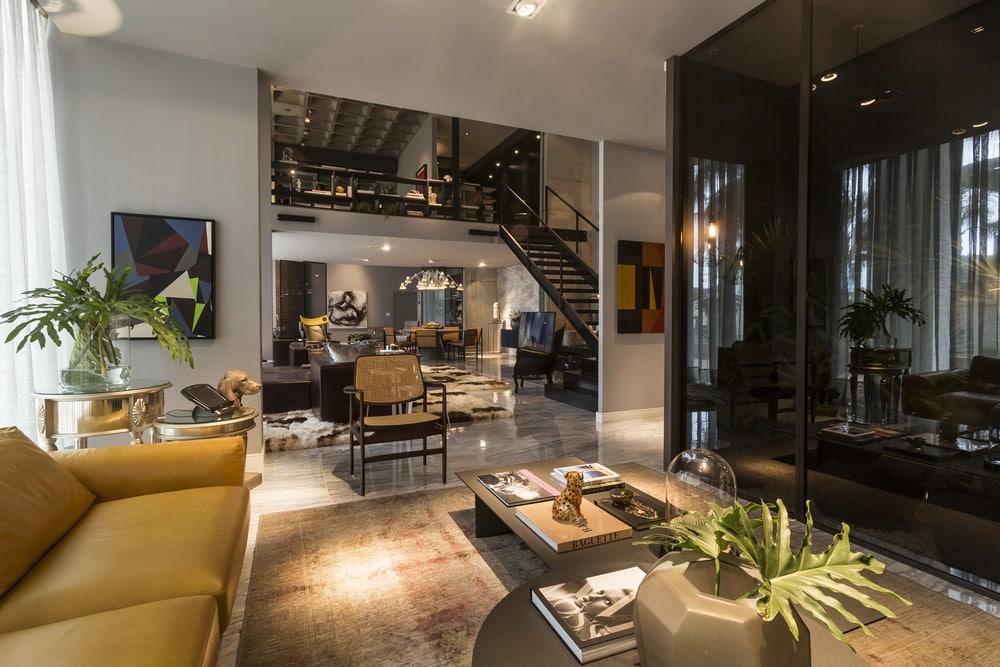 LEMONBE-El Arte y Diseño Contemporáneo fusionados en un departamento-06