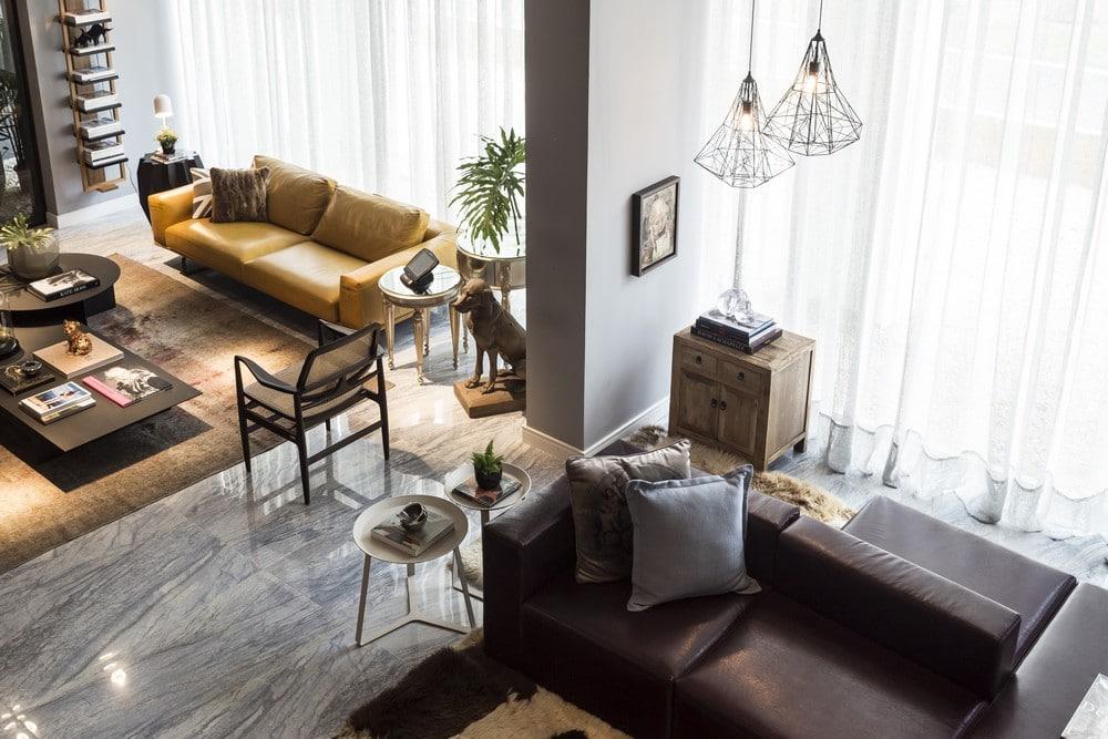 LEMONBE-El Arte y Diseño Contemporáneo fusionados en un departamento-09