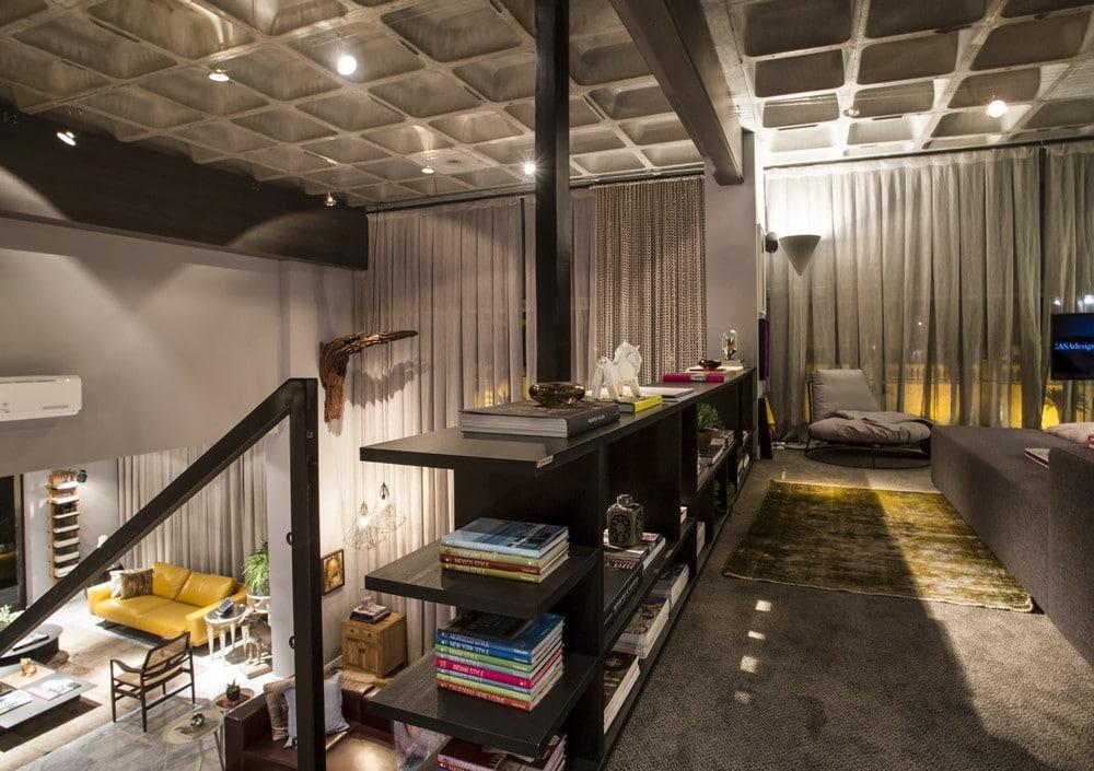 LEMONBE-El Arte y Diseño Contemporáneo fusionados en un departamento-13