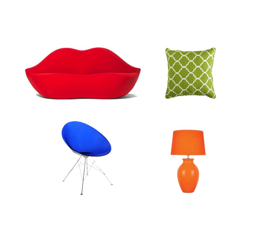 C mo combinar colores en tu hogar lemonbe el color for Colores para el hogar