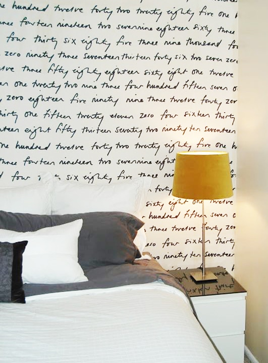 C mo decorar con frases lemonbe el color olor y sabor for Frases en vinilo para pared
