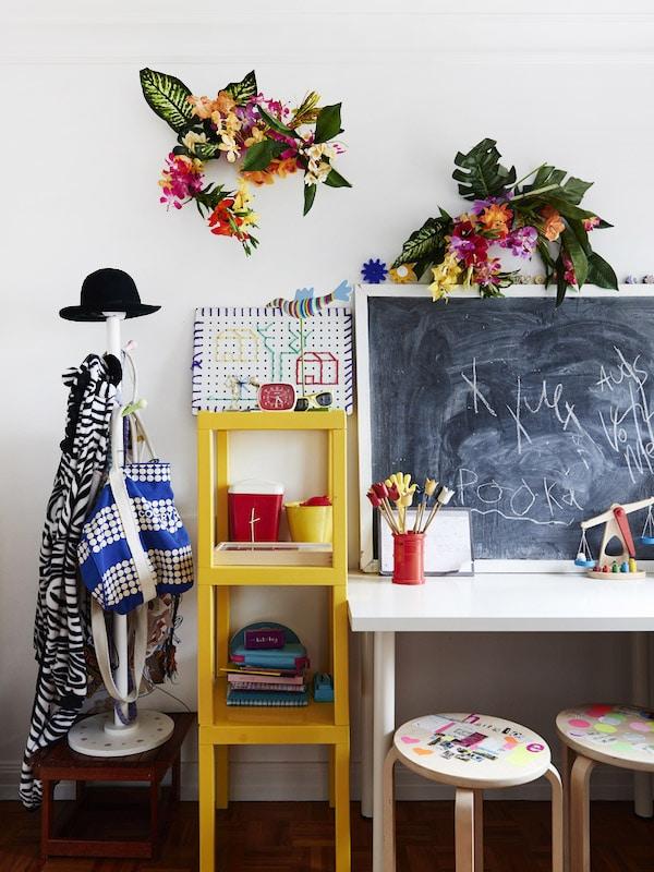 LEMONBE-La casa de Madeleine un lugar lleno de amor y colores divertidos-11