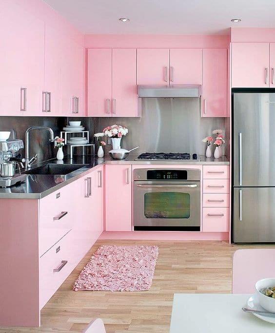 Ideas de cocinas llenas de color LEMONBE – El color, olor y sabor de ...