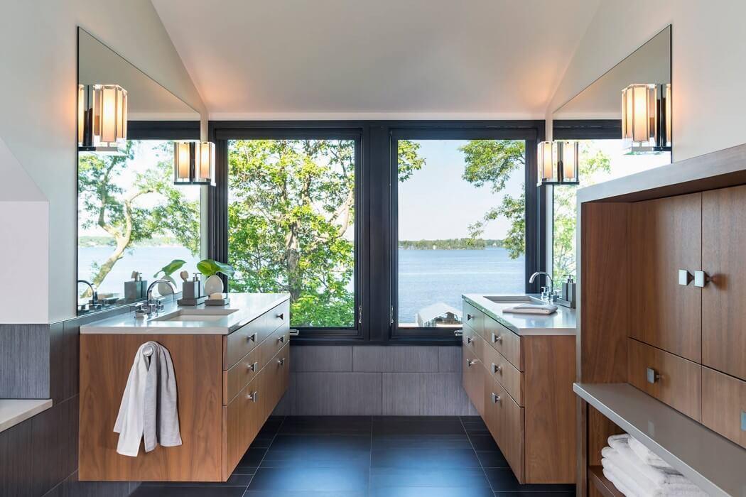 La casa del lago, un sueño hecho realidad LEMONBE – El color, olor y ...