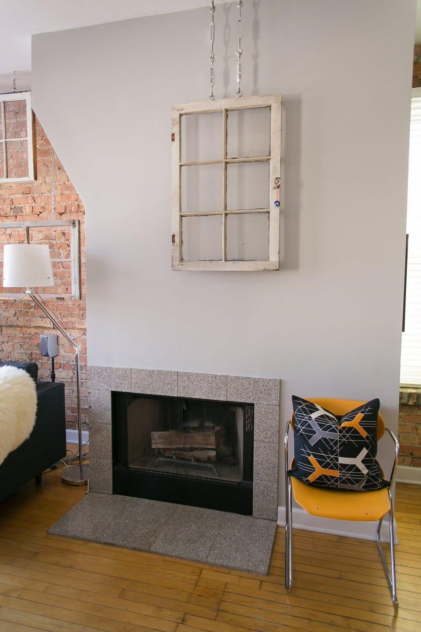 lemonbe-Vintage contemporáneo y hermoso así es este hogar en Chicago-05