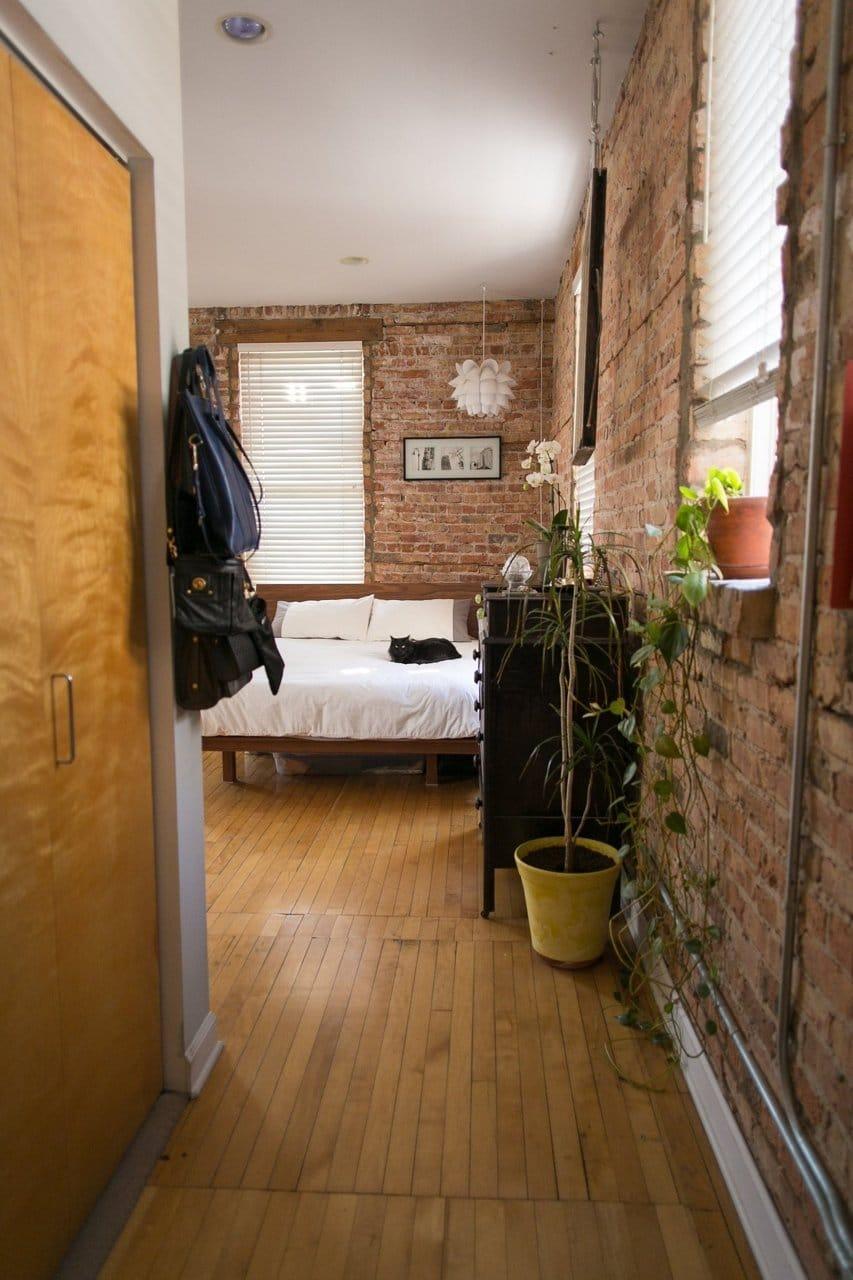 lemonbe-Vintage contemporáneo y hermoso así es este hogar en Chicago-12