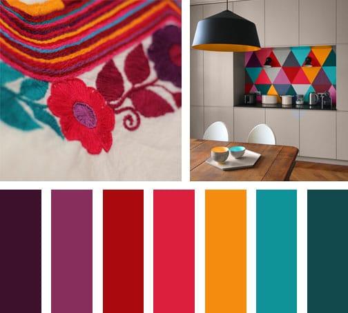 Notas de color lemonbe el color olor y sabor de tu for Armonia en el hogar decoracion