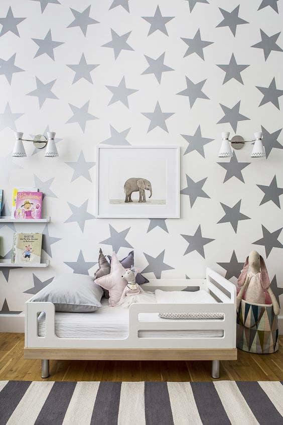 10 ideas para decorar una pared en el cuarto de los niños - LEMONBE ...