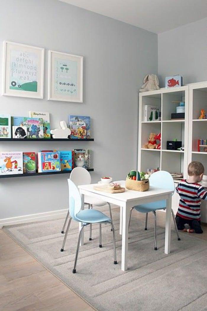 Cómo diseñar un cuarto de juegos para los niños - LEMONBE – El color ...