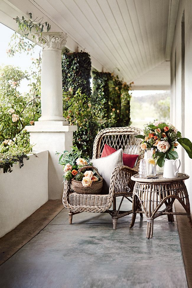 El jard n es el protagonista de este hogar lemonbe el color olor y sabor de tu hogar - Hogar y jardin castellon ...