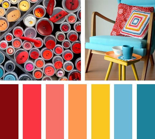 Free buttons lemonbe el color olor y sabor de tu hogar lemonbe el color olor y sabor de - Paleta de colores pared ...