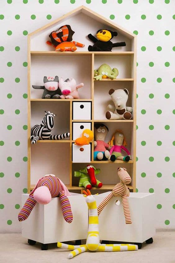 Ideas de organizadores para tu hogar lemonbe el color for Mueble organizador infantil