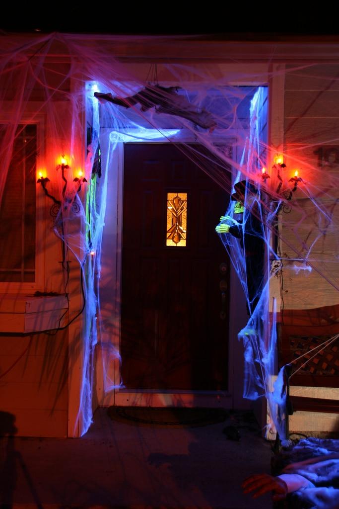Lemonbe Cómo Decorar Tu Puerta En Halloween Y Día De Muertos