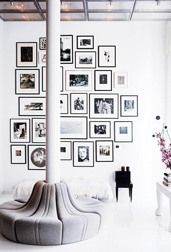 LEMONBE-Cómo decorar una pared con fotografías-06