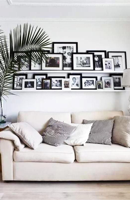 LEMONBE-Cómo decorar una pared con fotografías-07