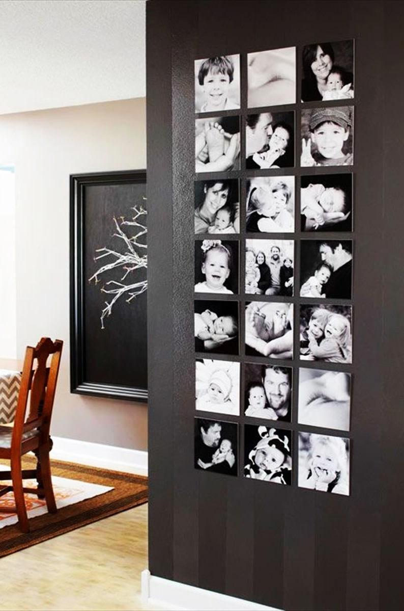 LEMONBE-Cómo decorar una pared con fotografías-08