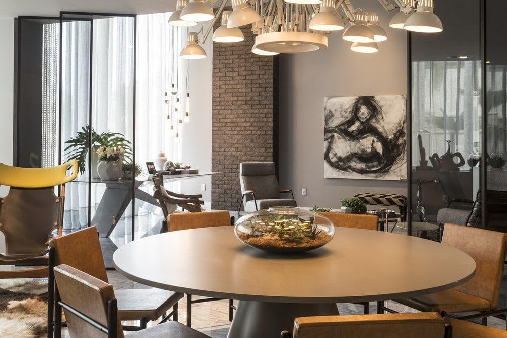 LEMONBE-El Arte y Diseño Contemporáneo fusionados en un departamento-02