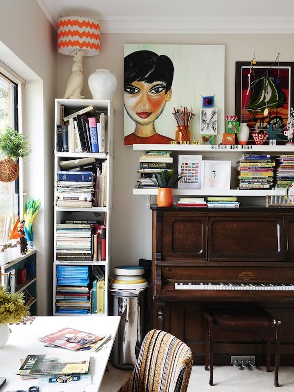 LEMONBE-La casa de Madeleine un lugar lleno de amor y colores divertidos-07