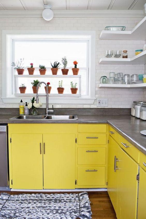 lemonbe-Ideas de cocinas llenas de color-04