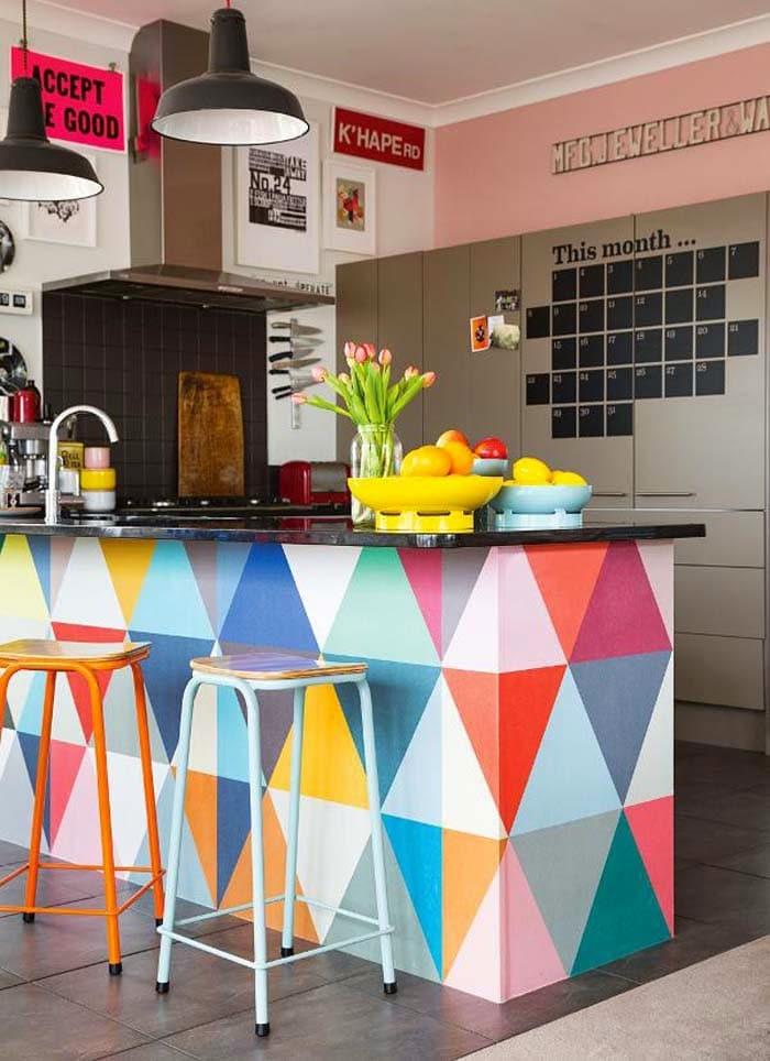 lemonbe-Ideas de cocinas llenas de color-05