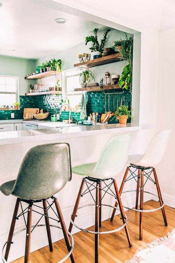 lemonbe-Ideas de cocinas llenas de color-07