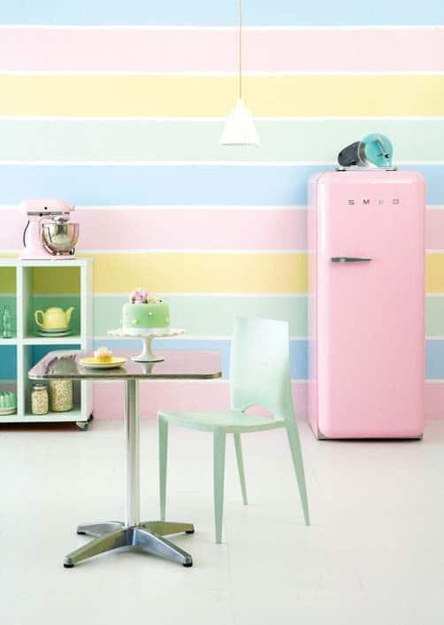 lemonbe-Ideas de cocinas llenas de color-11