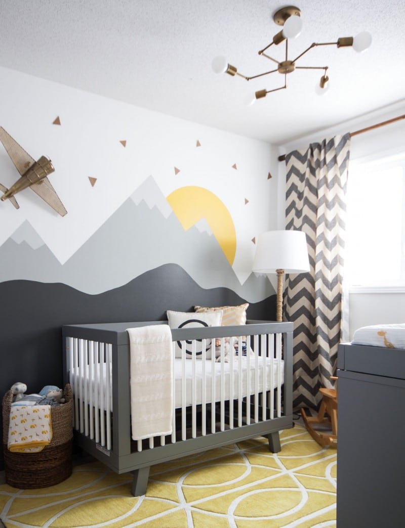 LEMONBE · Consejos para planificar la decoración del cuarto del bebé