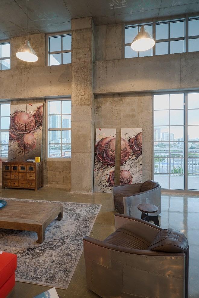 lemonbe-Un loft industrial perfecto para Miami-04