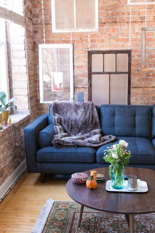 lemonbe-Vintage contemporáneo y hermoso así es este hogar en Chicago-01