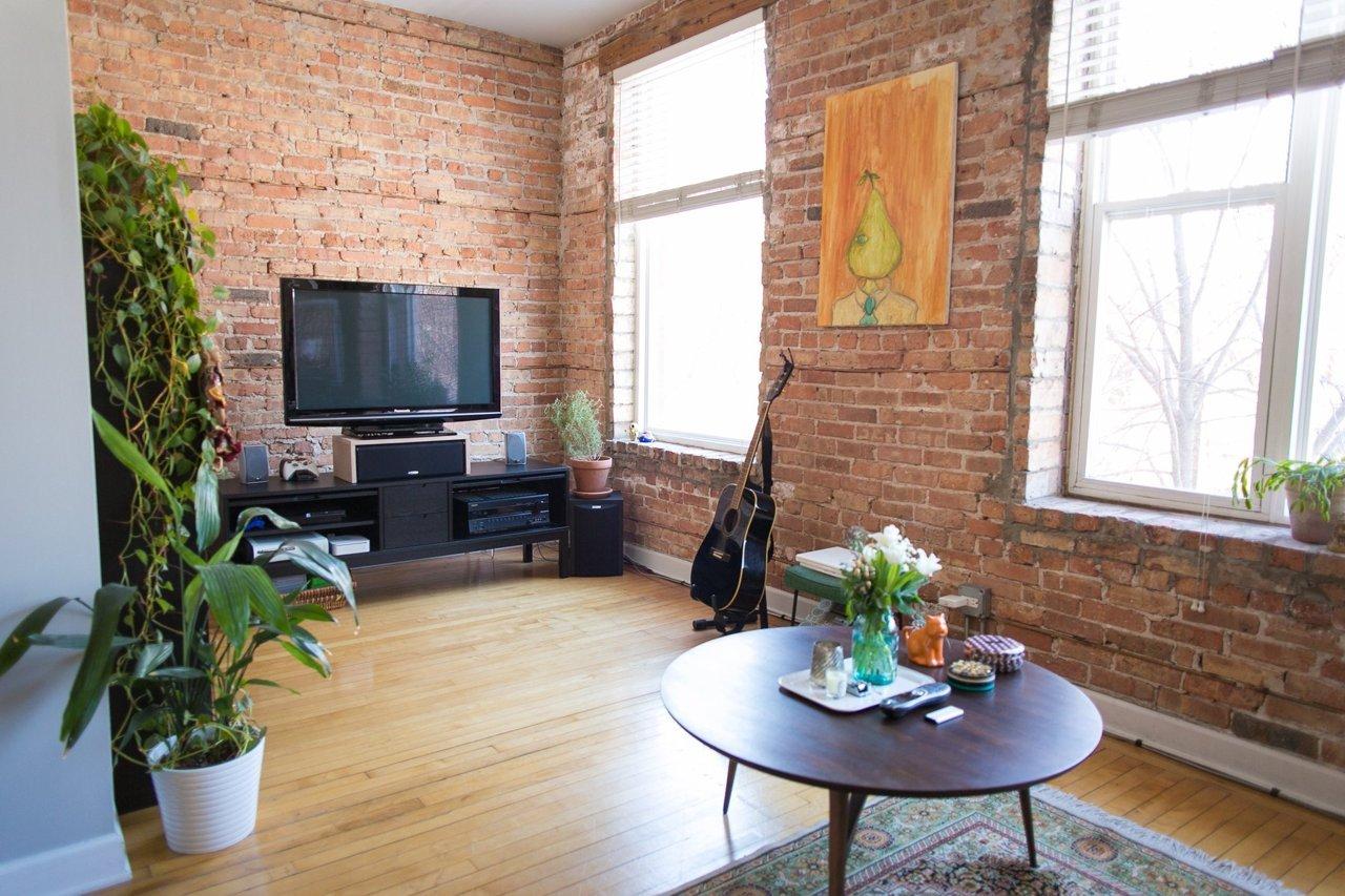 lemonbe-Vintage contemporáneo y hermoso así es este hogar en Chicago-06