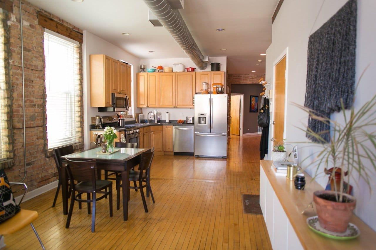 lemonbe-Vintage contemporáneo y hermoso así es este hogar en Chicago-09