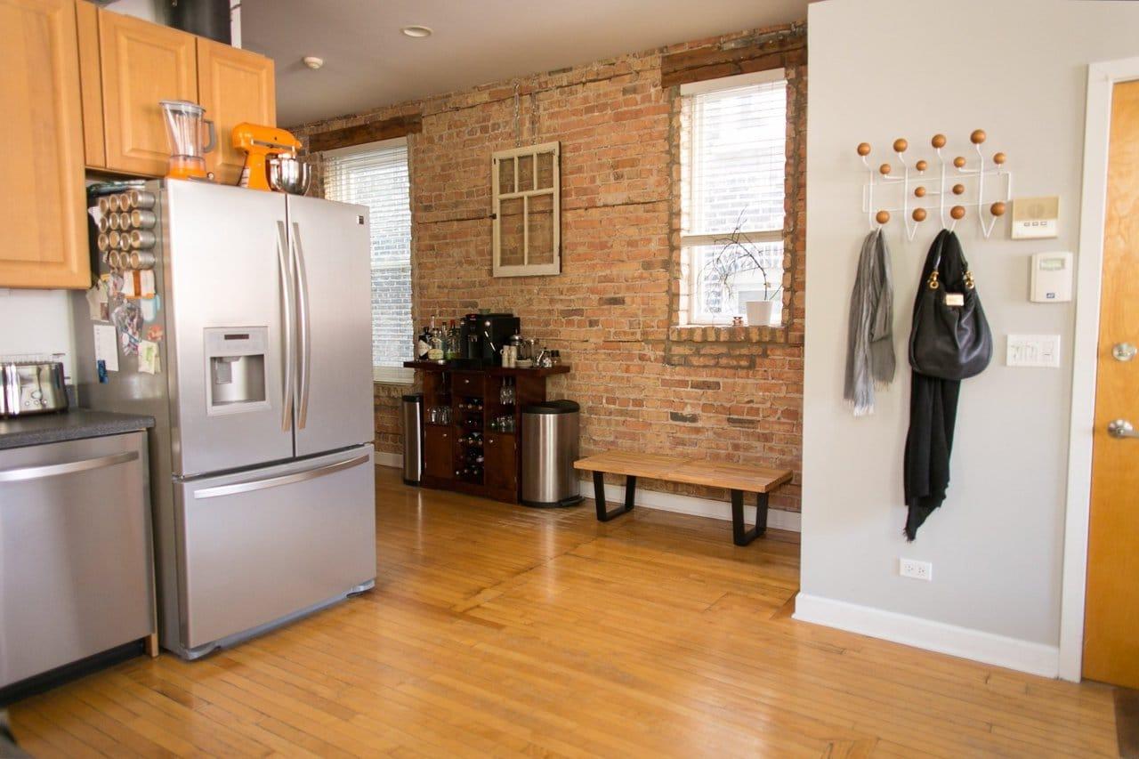 lemonbe-Vintage contemporáneo y hermoso así es este hogar en Chicago-10