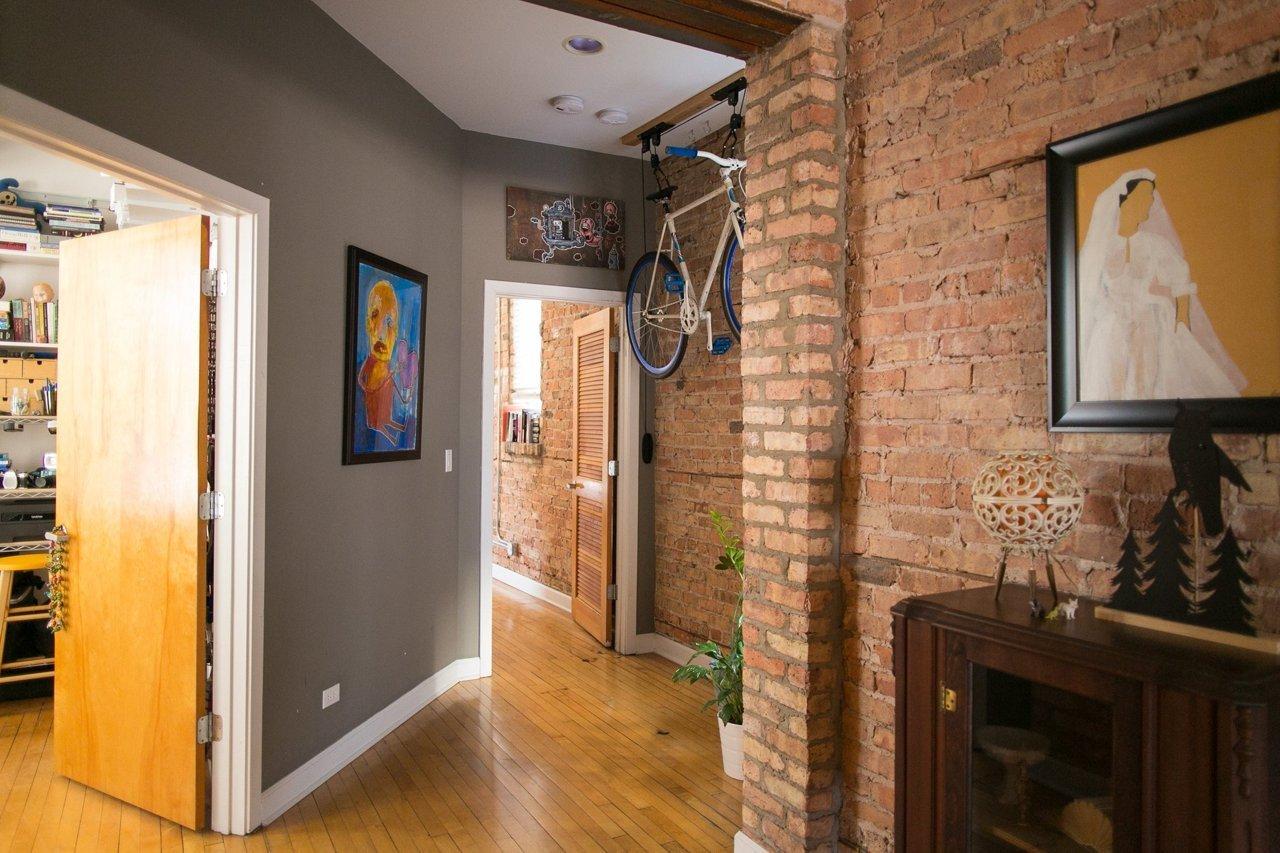 lemonbe-Vintage contemporáneo y hermoso así es este hogar en Chicago-11