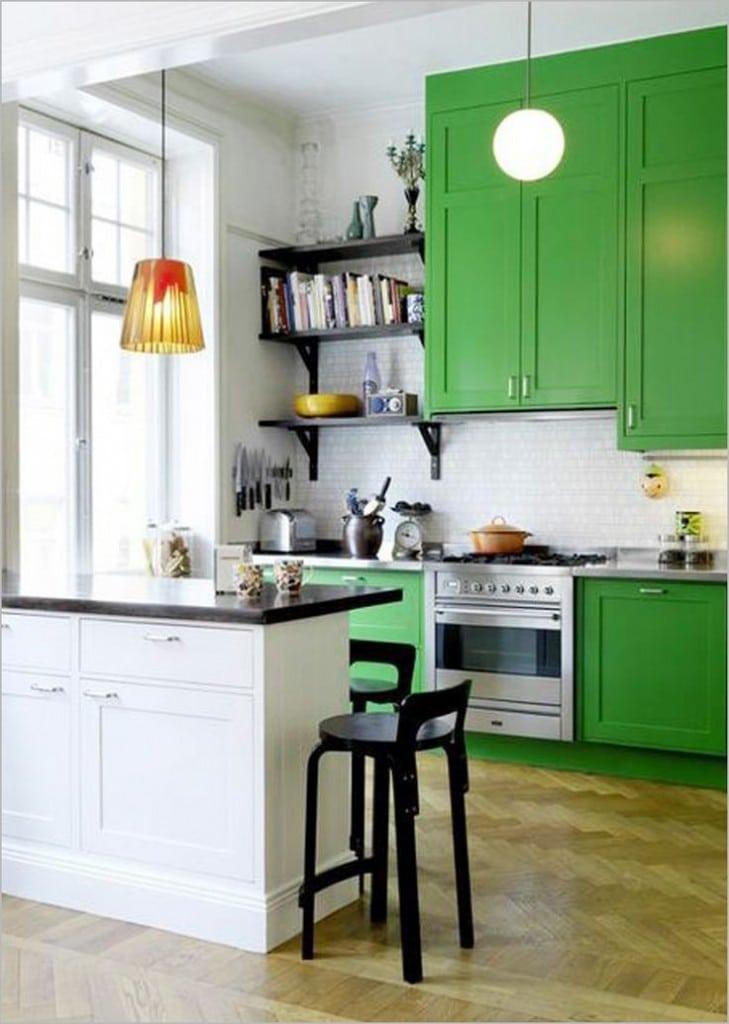 lemonbe-Como combinar el color verde en tu hogar-04