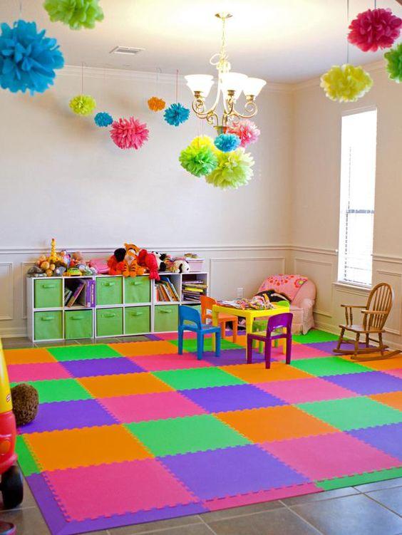 LEMONBE · Cómo diseñar un cuarto de juegos para los niños