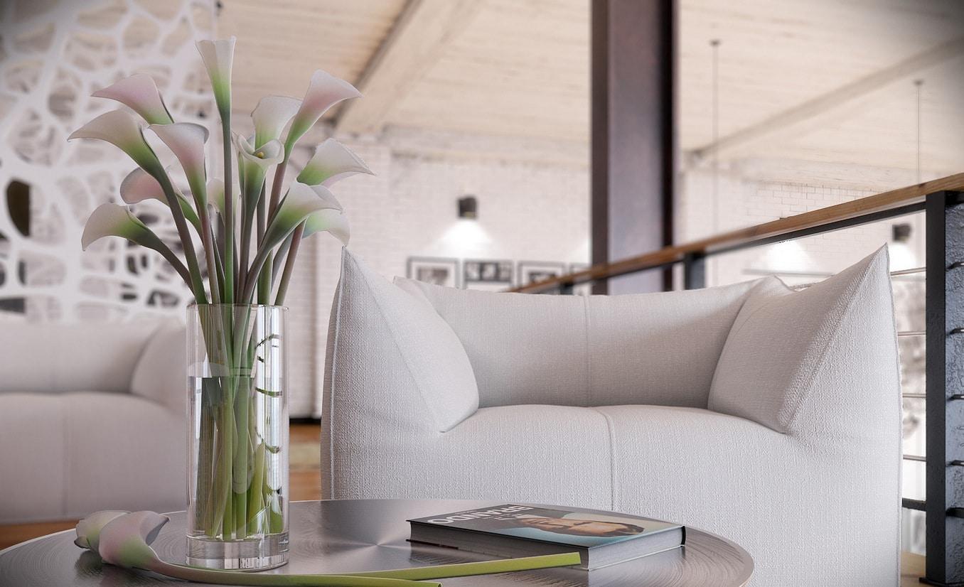 lemonbe-Un hogar que divide espacios utilizando colores en vez de paredes-06