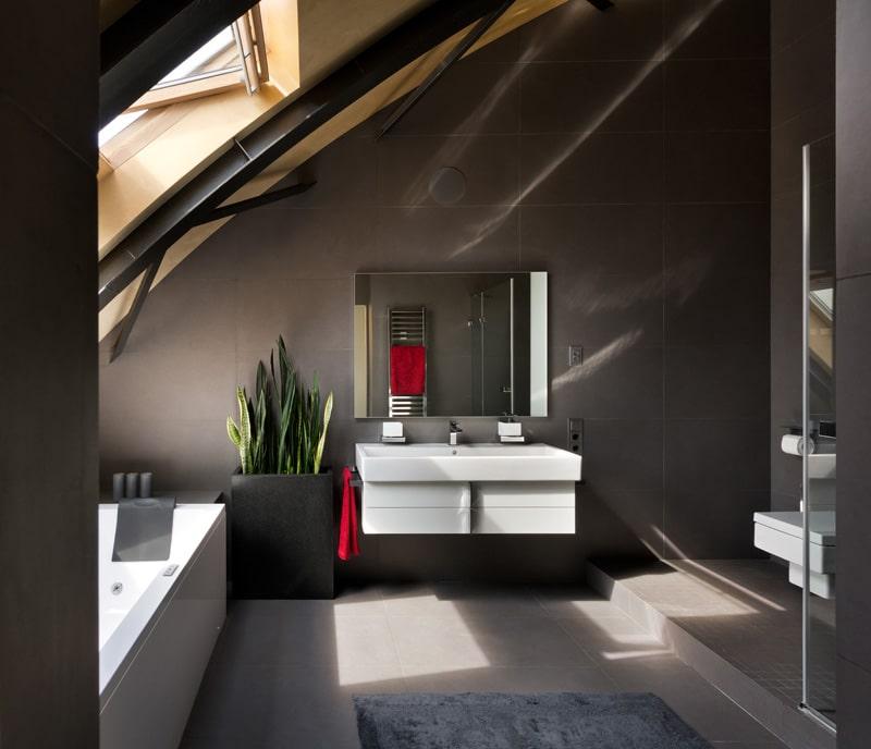 lemonbe-El techo resalta en este departamento como elemento decorativo-13